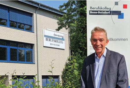 Schulleiter Dirk Thomas