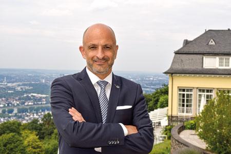 Der stellvertretende Direktor Alexander Gruener