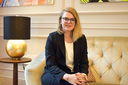 Personalmanagerin Katharina Moellmann