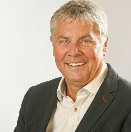 Lutz Lehmann, Vorstandsvorsitzender des Industrie- und Handelsclub Bonn
