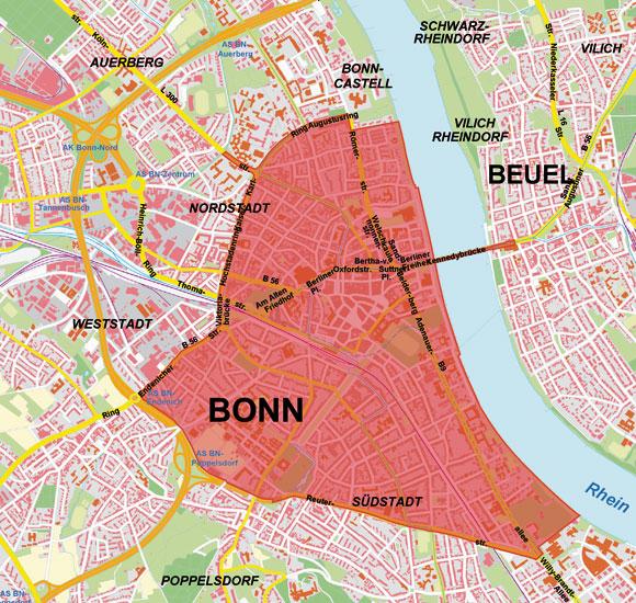 Bonn Karte.Ihk Bonn Rhein Sieg Die Wirtschaft Einzelansicht