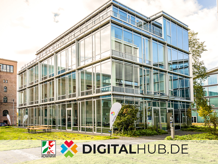 "Der ""Digital Hub"" in Bonn"