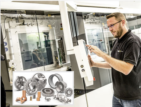 Additive Manufacturing bei GKN